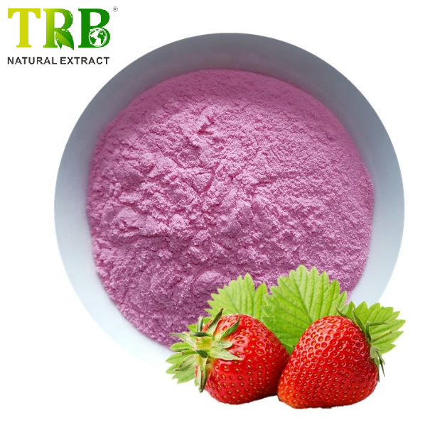 Strawberry Juice Powder Featured Image