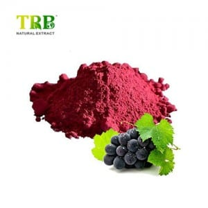 Grape fruit juice powder